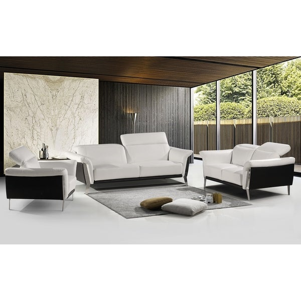 896be6768610 Shop Best Master Furniture Black/ White 3 Pieces Set - Free Shipping ...