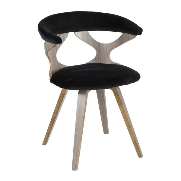 Carson Carrington Assens Mid-century Modern Swivel Dining/ Accent Chair - N/A