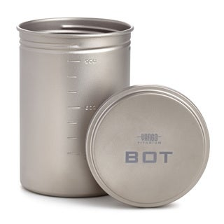 Vargo Titanium BOT Bottle Pot
