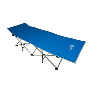 Osage River Folding Camp Cot with Carry Bag (3 options available)