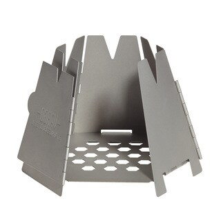 Vargo Titanium Hexagon Wood Stove