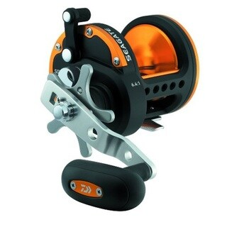 Daiwa Seagate Conventional Reel 3CRBB+1 (3 options available)