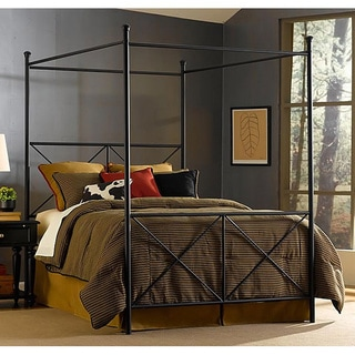 Excel King-size Canopy Bed