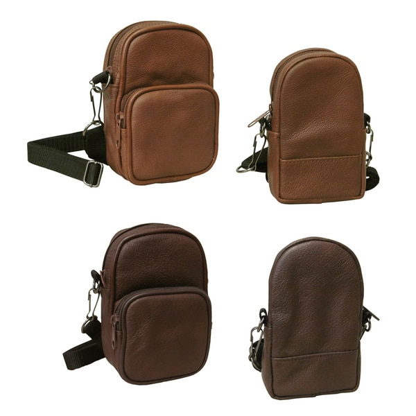 Amerileather All-purpose 2-piece Accessories Pouch Set