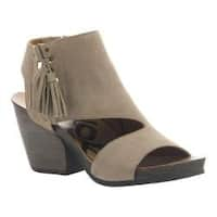 Women's OTBT Flower Child Sandal Desert Leather