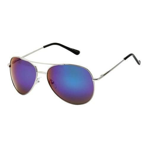 9f3fa9e15e Shop Men s SWG Classic Color Lens Aviator Sunglasses SWGTUAV1RV2 Blue -  Free Shipping On Orders Over  45 - Overstock.com - 18013711