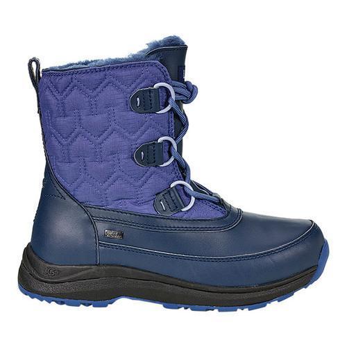 67090738d2b Women's UGG Lachlan Winter Boot Navy Leather/Nylon