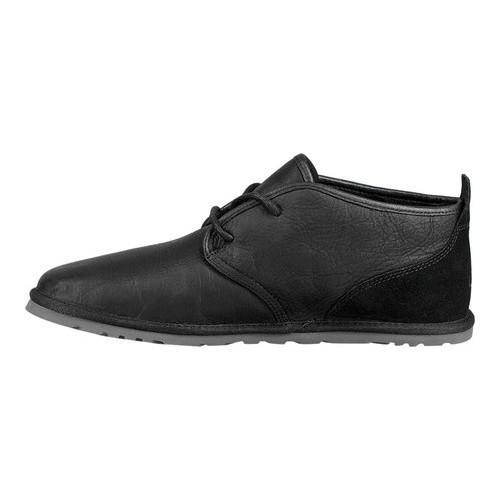 ... Men's UGG Maksim Chukka Boot Black Full Grain Leather