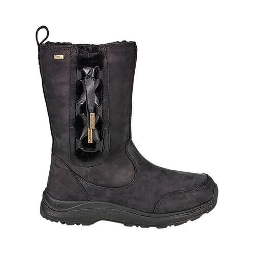 8d10599e52b Women's UGG Suvi Winter Boot Black Leather
