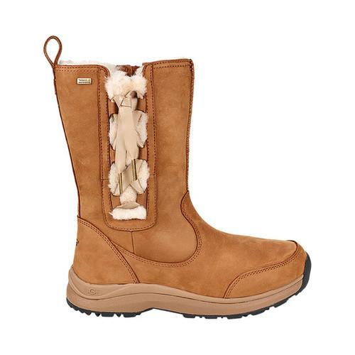 2acb50d2094 Women's UGG Suvi Winter Boot Chestnut Leather