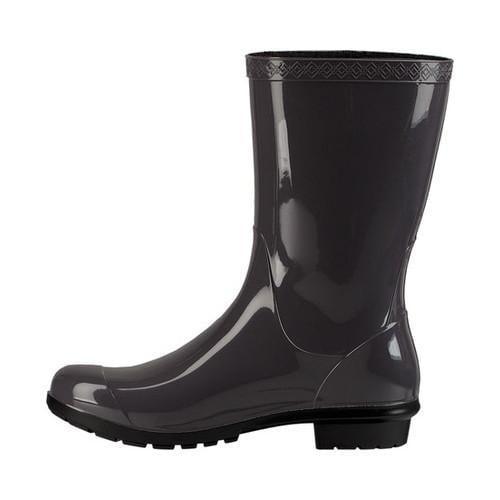 Ugg Sienna Rain Boots Black