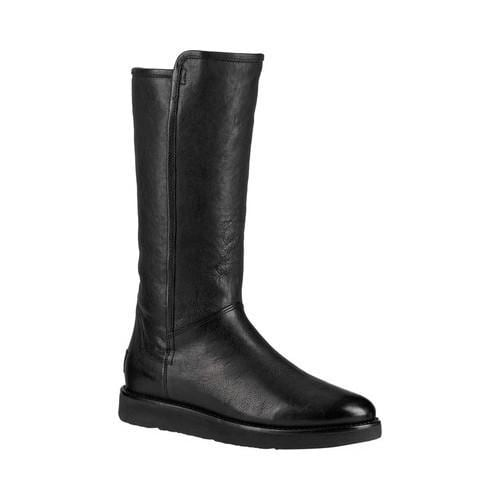 1fc859f67c6 Women's UGG Abree II Leather Boot Nero Leather