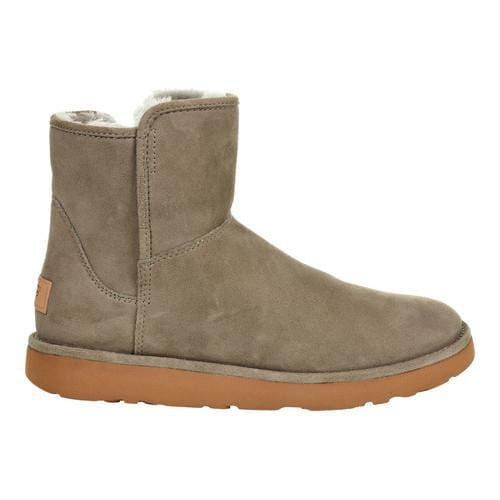 4b4a235206b Women's UGG Abree Mini Bootie Rock Ridge Suede