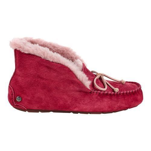 75498e07aeb4 Shop Women s UGG Alena Slipper Garnet - Free Shipping Today - Overstock -  18027601