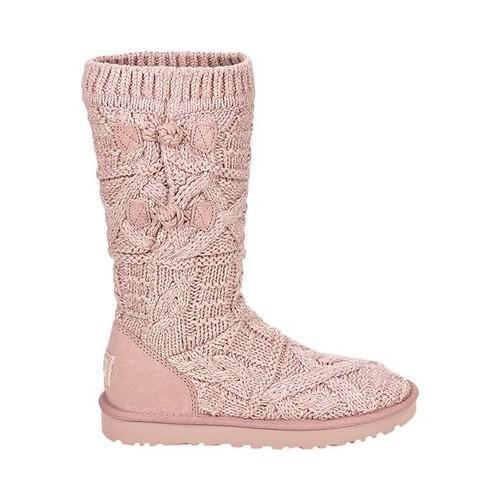 685664f347a Women's UGG Kalla Sweater Boot Dusk Cotton