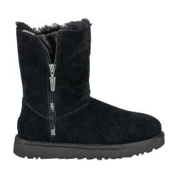 b18a0b072d9 Women's UGG Marice Boot Black Suede | Overstock.com Shopping - The Best  Deals on Boots