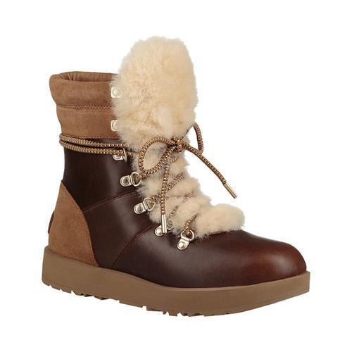 UGG Viki Waterproof Boot(Women's) -Metal Suede/Leather Store Sale Online New Styles Cheapest Cheap Price Outlet Big Discount Buy Cheap Amazon gBLmz