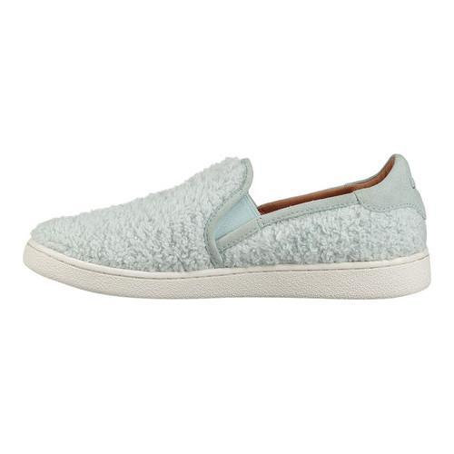 Clearance Online Fake Free Shipping Explore UGG Ricci Slip-On Sneaker(Women's) -Natural Faux Sheepskin Outlet Where To Buy Free Shipping Great Deals Clearance Footlocker Finishline arzWxpJH