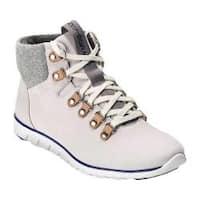 Women's Cole Haan ZEROGRAND Hiker Boot Vapor Grey/Ironstone Leather