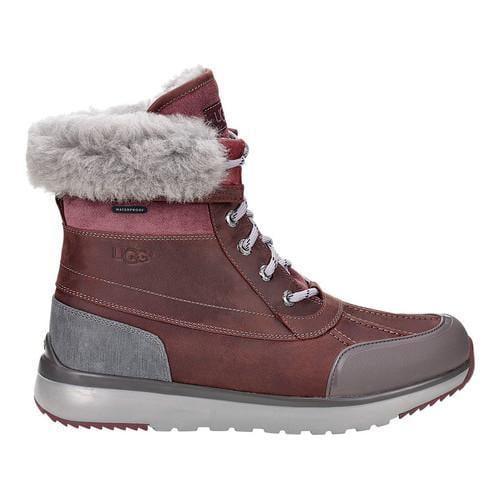 027f68a0d69 Men's UGG Eliasson Duck Boot Cordovan Full Grain Leather