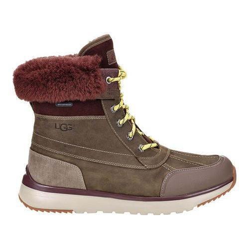 5a4b068614a Men's UGG Eliasson Duck Boot Slate Full Grain Leather
