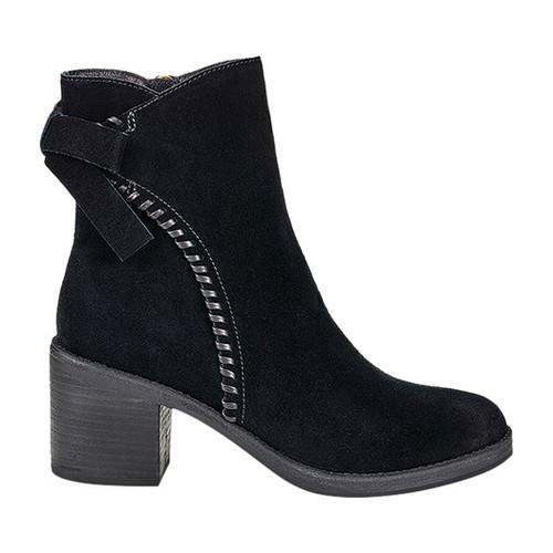 f85383a25e5 Women's UGG Fraise Whipstitch Ankle Boot Black Suede