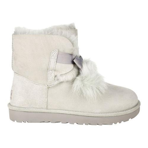 7370a260ead Women's UGG Gita Ankle Boot Grey Violet Twinface