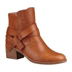 UGG Elora Bootie Chestnut Leather