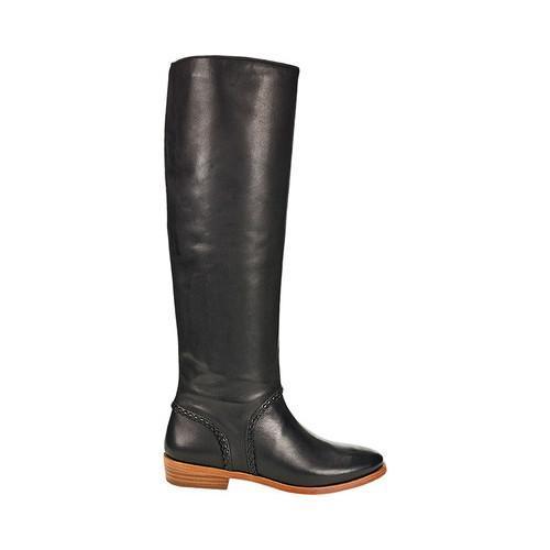 f8f4bcf5fae Women's UGG Gracen Whipstitch Knee High Boot Black Leather
