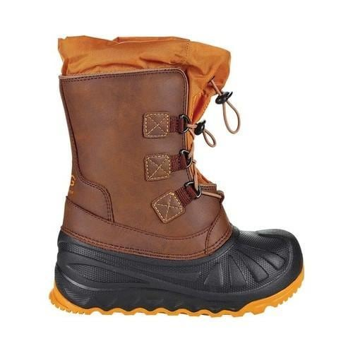 f45d310fbe0 Children's UGG Ludvig Waterproof Boot Chocolate Leather