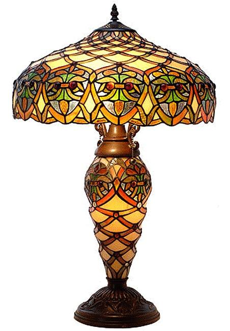 Tiffany-style Lamp