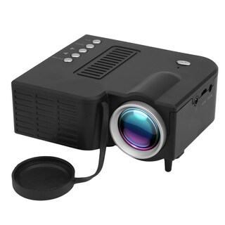 Home Theater LED 1080P HD LED Projector PC/USB/TV/AV/HDMI Input (2 options available)