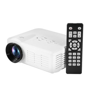 Portable Home LED Video Projector Full HD for TV Movie Game