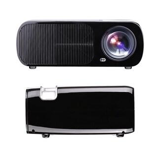 Home Cinema 3D Video Projector 2600 Lumen Support 1080P Full HD