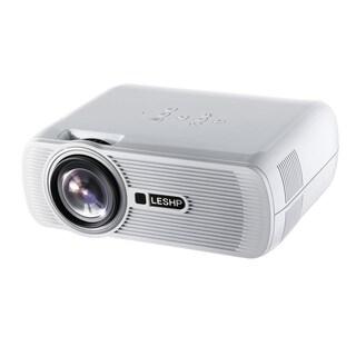 Multi-media LED Video Projector Full HD AV/VGA/USB/SD/HDMI/TV Input