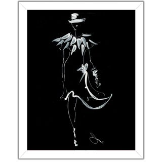 """""""Sophie"""" by BY Jodi Framed Print Under Glass (2 options available)"""