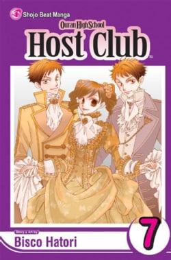 Ouran High School Host Club 7 (Paperback)