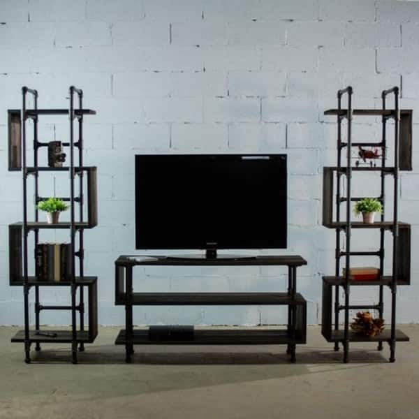 Furniture Pipeline Tucson Modern Console Tv