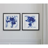 Blue Ice Iris -2 Piece Set