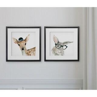 Cute Critter Deer -2 Piece Set