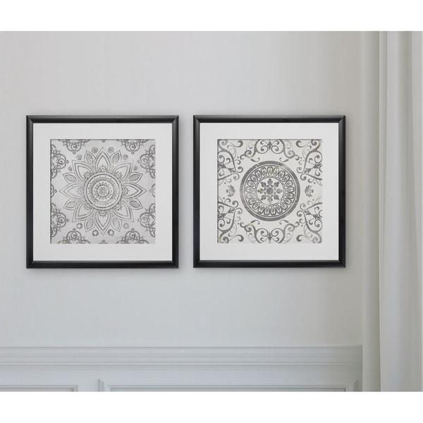 Mandala Sunburst -2 Piece Set