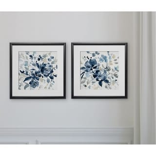 Link to Indigo Garden I -2 Piece Set Similar Items in Art Prints