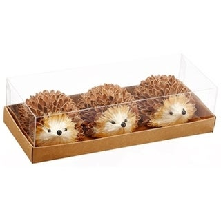 Hedgehog (Box Of 3)