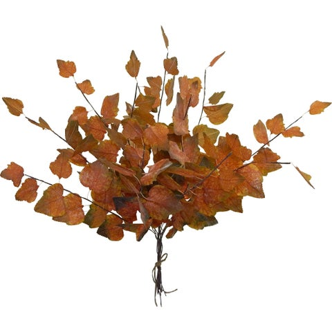 "22"" Dried Autumn Spray (Set Of 12)"