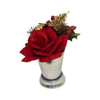 Christmas Rose Arrangement