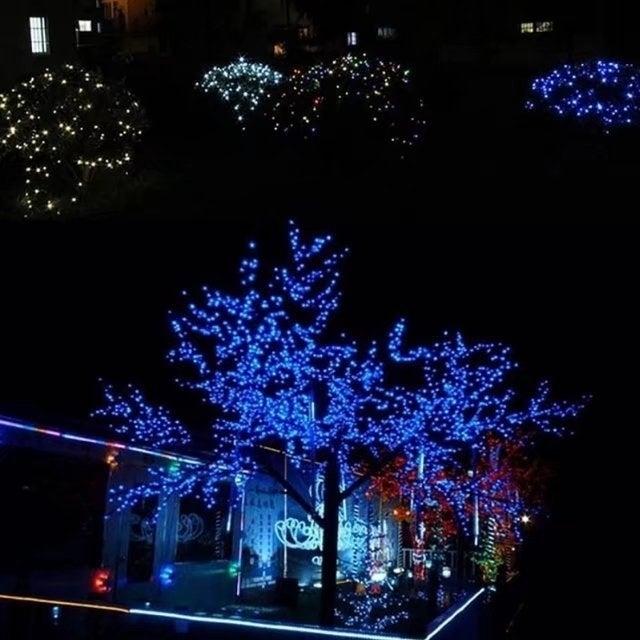 Solar Ed Led String Fairy Lights