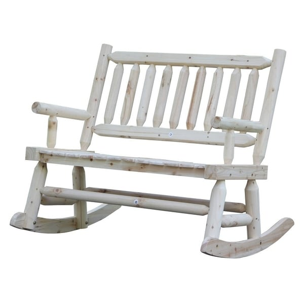 wooden rocking chairs for sale. Wooden Rocking Chair With Natural Material Comfortable Oversized Patio Furniture, Double Chairs For Sale