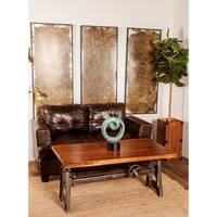 Modern 22 x 47 Inch Rectangular Coffee Table