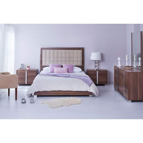 San Remo Bed and Headboard - King