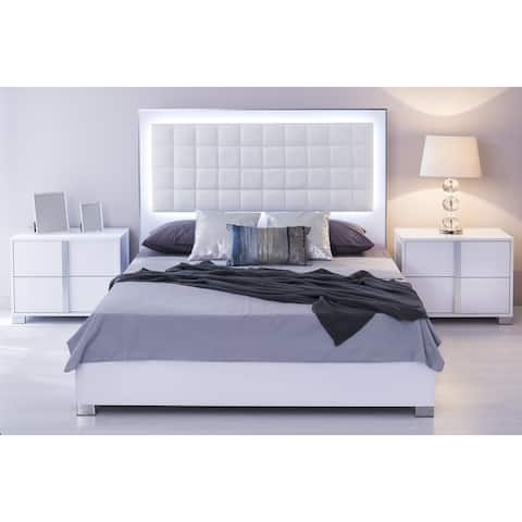 San Remo Bed and Headboard - Queen